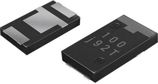 Tantal-Kondensator SMD 100 µF 6.3 V/DC 20 % (L x B) 7 mm x 4 mm Panasonic 6TPE100MI 1 St.