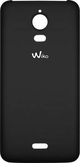 WIKO Schutzhülle Backcover Passend für: Wiko Wax Schwarz
