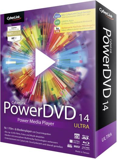 Power Dvd 14