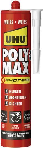 UHU POLY MAX EXPRESS BLANC Klebe- und Dichtmasse 47820 425 g