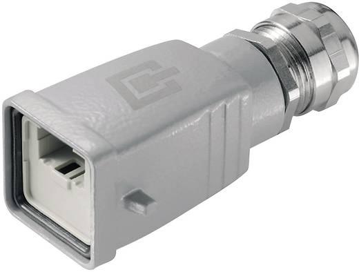 STX V5 Steckergehäuse Variante 5 H86010A0001 Aluminium Telegärtner H86010A0001 1 St.