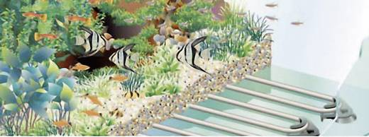 Aquarium-Heizer 415 - 15 W / 12 V Bodenheizkabel Eden WaterParadise 57327