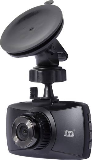 dnt CarCamDoo Dashcam Blickwinkel horizontal max.=120 ° 12 V, 24 V Akku, Display, Mikrofon