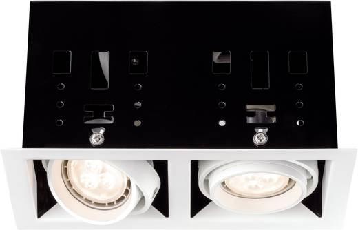Einbauleuchte LED GU10 8 W Paulmann 92668 Cardano Weiß (matt)
