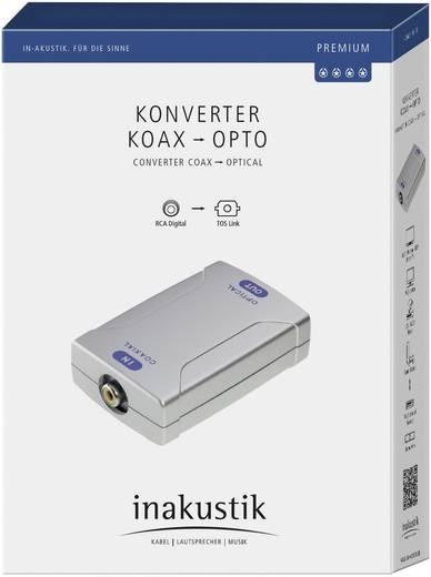 AV Konverter [Cinch-Digital - Toslink] Inakustik Premium Starlight