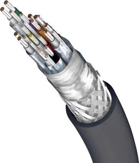 Inakustik DisplayPort Anschlusskabel [1x DisplayPort Stecker - 1x DisplayPort Stecker] 1.5 m Grau