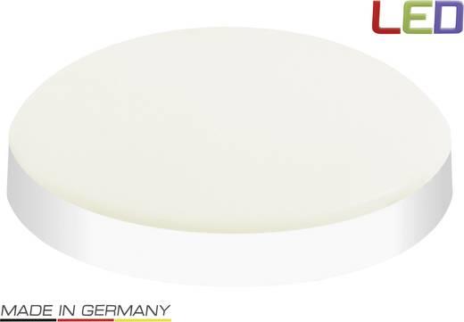 LED-Deckenleuchte 21 W Neutral-Weiß Visolight D280 704-00005 Weiß