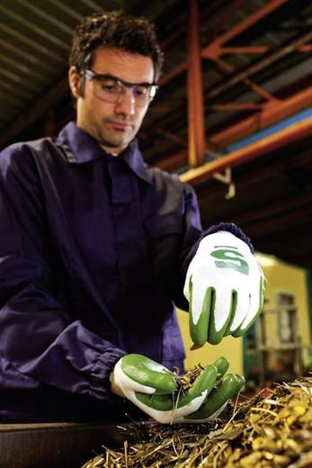Honeywell 2332545 Schnittschutzhandschuh Check & Go Green PU 5 Dyneema®, Polyamid und Verbundfaser Größe 7