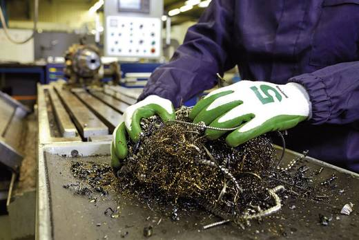 Dyneema®, Polyamid Schnittschutzhandschuh Größe (Handschuhe): 8, M EN 420 , EN 388 CAT II Honeywell Check & Go Vert Nit