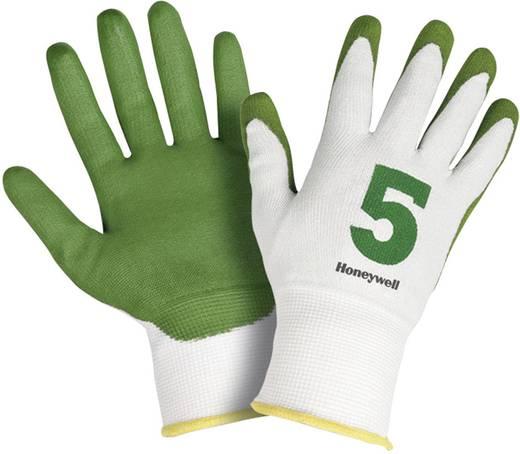 Dyneema®, Polyamid Schnittschutzhandschuh Größe (Handschuhe): 8, M EN 420 , EN 388 CAT II Honeywell Check & Go Green PU