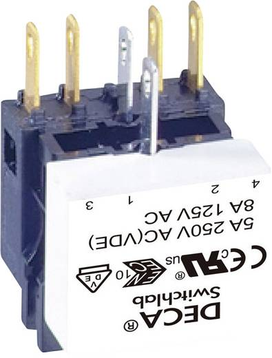Kontaktelement 1 Öffner, 1 Schließer 250 V/AC DECA ADA16-B 1 St.