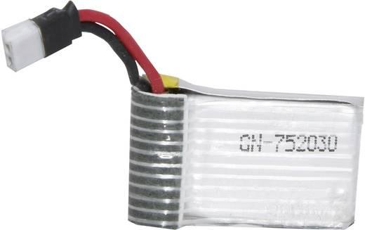 Modellbau-Akkupack (LiPo) 3.7 V 240 mAh Zellen-Zahl: 1 ACME Rechteck Mini