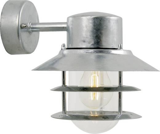 Außenwandleuchte Energiesparlampe, LED E27 60 W Nordlux Blokhus 25051031 Stahl