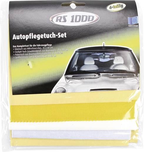 Autopflegetuch-Set RS 1000 30161 4 Teile