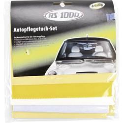 Sada utěrek pro péči o automobil RS 1000, 30161, 4 ks