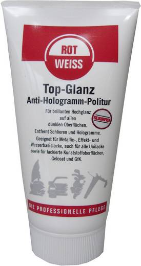 Glanzpolitur Rot-Weiss Top Glanz 1550 150 ml