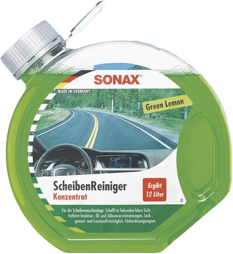 Scheibenreiniger Sonax Green Lemon 386400 3 l