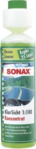 Scheibenreiniger Konzentrat Sonax Green Lemon 386141 250 ml