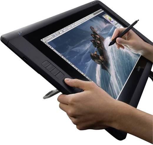 USB-Grafiktablett Wacom Cintiq 22HD Touch Schwarz