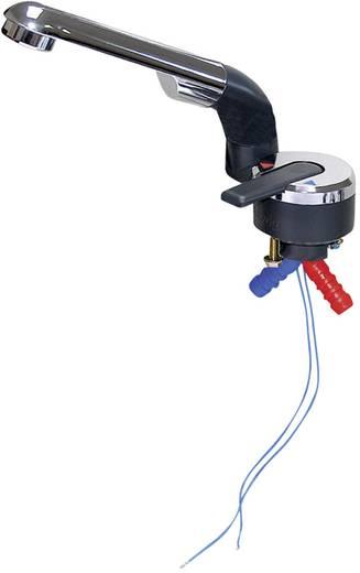 Einhebel-Mischarmatur Schlauch-Anschluss 10 mm Anthrazit, Chrom Barwig 20000-630