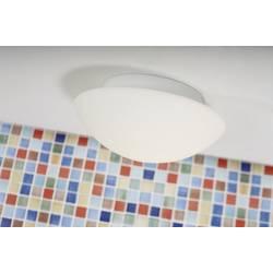 Stropné osvetlenie do kúpeľne Nordlux Ufo Maxi 25626001, E27, 80 W, biela