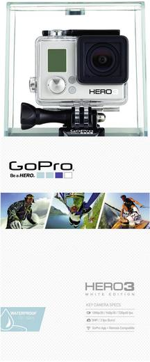 Action Cam GoPro Action cam Hero HD 3 White 3660-024 Full-HD