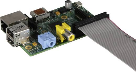 Raspberry Pi® Verbindungskabel Bunt RB-CB4-050 Raspberry Pi®