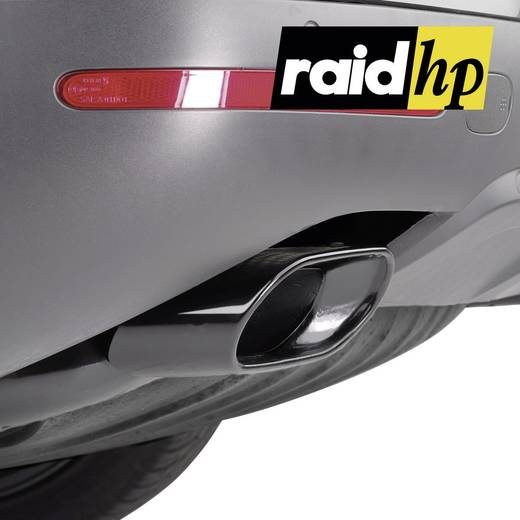 Auspuffspray Schwarz glänzend raid hp 351000 400 ml