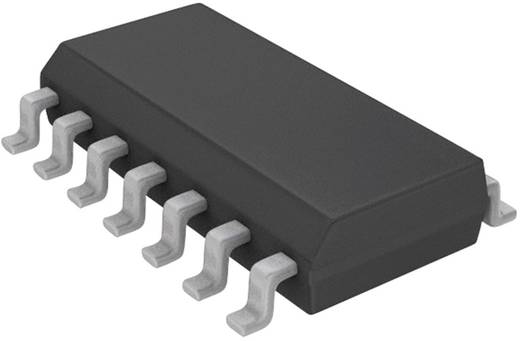 Spannungsregler - Linear Infineon Technologies TLE4267GM PG-DSO-14 Positiv Fest 400 mA