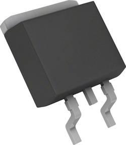 PMIC - Commutateur de distribution de puissance, circuit d'attaque de charge Infineon Technologies BTS142D TO-252-3 Bas