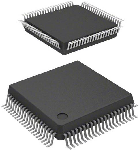 Embedded-Mikrocontroller SAB-C161O-LM HA MQFP-80 (14x14) Infineon Technologies 16-Bit 20 MHz Anzahl I/O 63