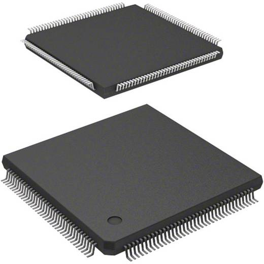 Embedded-Mikrocontroller SAK-C167CR-L33M HA+ MQFP-144 Infineon Technologies 16-Bit 33 MHz Anzahl I/O 111