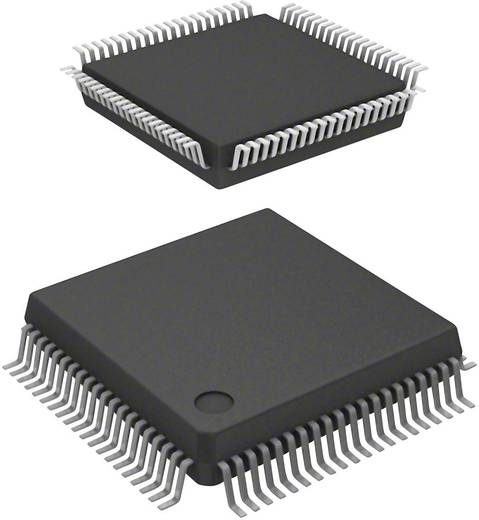 Embedded-Mikrocontroller SAF-C161S-L25M AA MQFP-80 (14x14) Infineon Technologies 16-Bit 25 MHz Anzahl I/O 63