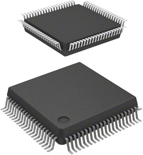 Embedded-Mikrocontroller SAF-C515C-8EM CA MQFP-80 (14x14) Infineon Technologies 8-Bit 10 MHz Anzahl I/O 49