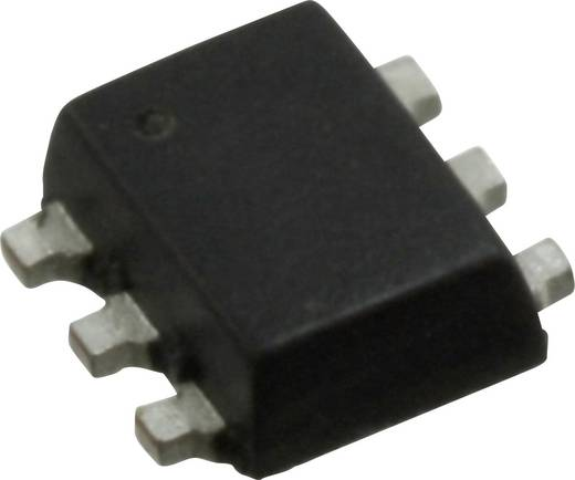 MOSFET Nexperia BSS84AKV,115 2 P-Kanal 500 mW SOT-666