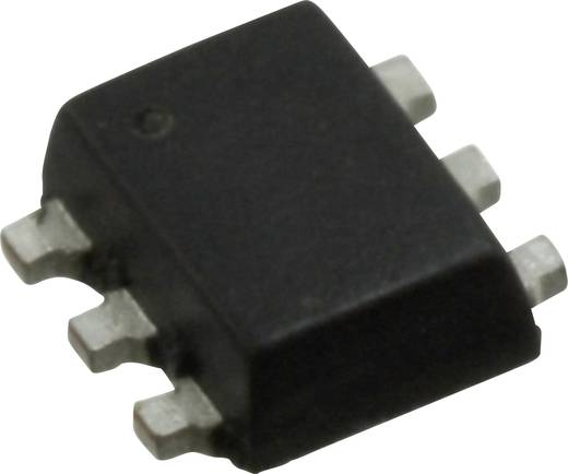 MOSFET NXP Semiconductors PMDT670UPE,115 2 P-Kanal 330 mW SOT-666