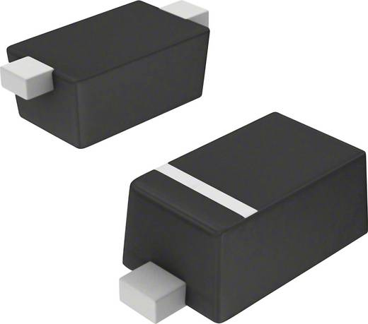 Z-Diode BZT52C2V7T-7 Gehäuseart (Halbleiter) SOD-523 DIODES Incorporated Zener-Spannung 2.7 V Leistung (max) P(TOT) 300