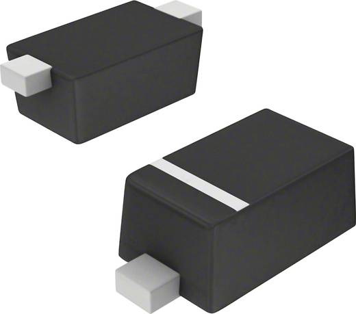 Z-Diode BZX585-B5V1,135 Gehäuseart (Halbleiter) SOD-523 NXP Semiconductors Zener-Spannung 5.1 V Leistung (max) P(TOT) 30