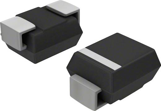 Standarddiode DIODES Incorporated S1G-13-F DO-214AC 400 V 1 A
