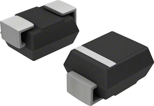 Standarddiode DIODES Incorporated S1J-13-F DO-214AC 600 V 1 A