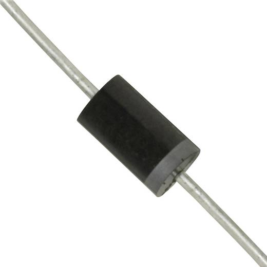 Schottky-Diode - Gleichrichter ON Semiconductor 1N5820 DO-201AD 20 V Einzeln