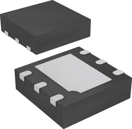 TVS-Diode STMicroelectronics DVIULC6-2M6 µQFN-6 6 V