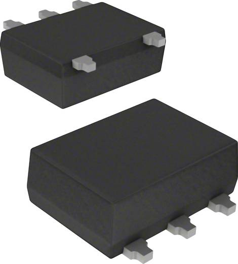 TVS-Diode NXP Semiconductors BZA962AVL,115 SOT-665 6 W