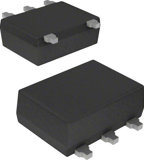 TVS-Diode NXP Semiconductors PESD5V0U4BW,115 SOT-665 5.5 V