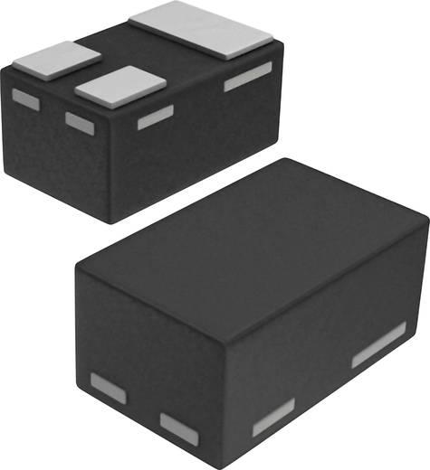 MOSFET NXP Semiconductors PMZ1000UN,315 1 N-Kanal 350 mW SOT-883
