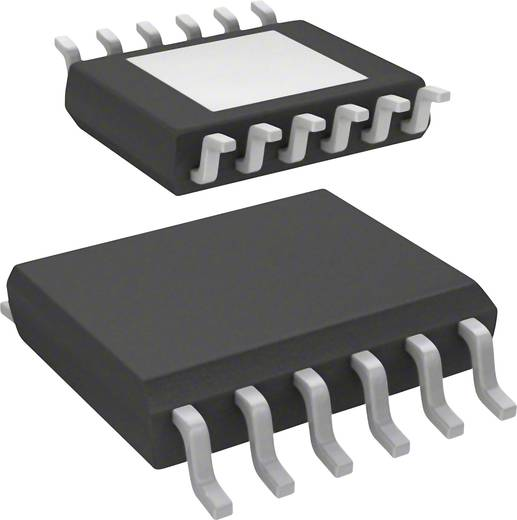 Spannungsregler - Linear STMicroelectronics L4995JTR PowerSSO-12 Positiv Fest 500 mA