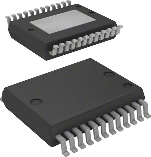 Spannungsregler - Linear STMicroelectronics L4995KTR PowerSSO-24 Positiv Fest 500 mA