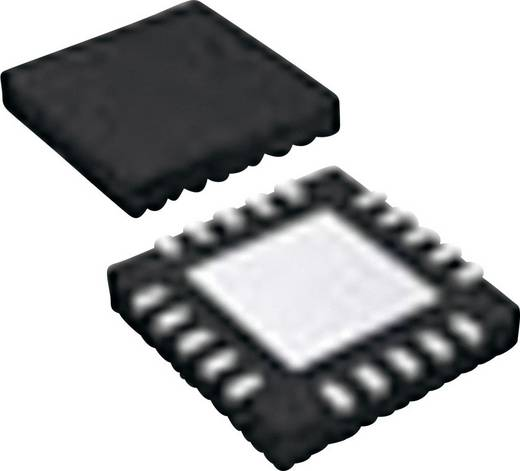 Microchip Technology ATTINY45-15MT2 Embedded-Mikrocontroller WQFN-20 (4x4) 8-Bit 16 MHz Anzahl I/O 6