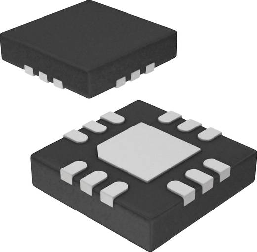 Schnittstellen-IC - Analogschalter STMicroelectronics STG3856QTR QFN-12