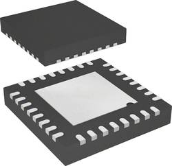 Microcontrôleur embarqué Microchip Technology ATMEGA168PV-10MUR VQFN-32 (5x5) 8-Bit 10 MHz Nombre I/O 23 1 pc(s)